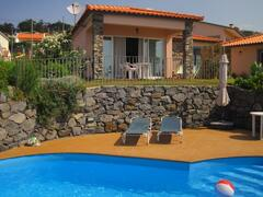 Property Photo: View from the pool terrace
