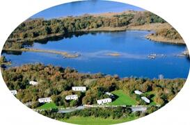 Property Photo: Holiday park on shores of Lough Mask