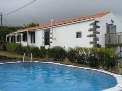 Farmhouse and pool