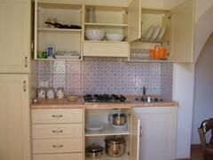 Apt. Sabbia - Kitchen