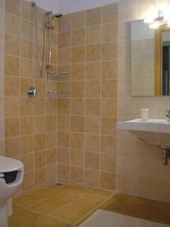Apt. Sabbia - Beathroom for desable