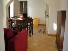 Apt. Sabbia - Livingroom
