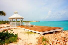 Deck at Ocean