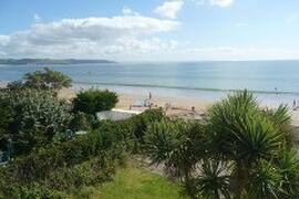 Property Photo: Saundersfoot Beach