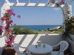 Property Photo: terrace facing sea