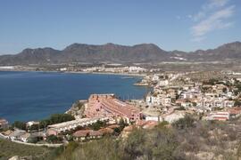 Views over San Juan De Los terreros