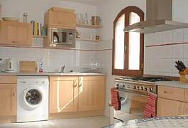 Property Photo: The kitchen