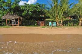 Property Photo: your private beach in front of your cottage