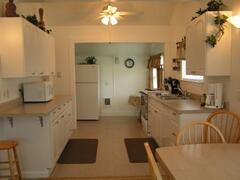 House #1 Kitchen