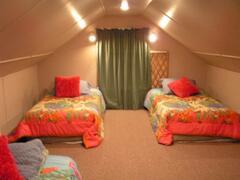 Upstairs Children's bedroom 2BR Duplex Unit