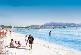 LARGE ALCUDIA BEACH