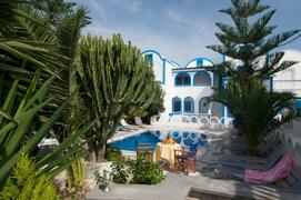 Property Photo: Hotel Pension George - pool area
