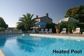 Property Photo: Large heated pool