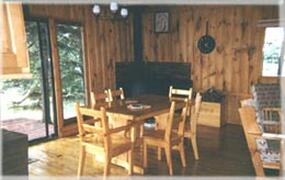 Property Photo: The living room of the Doe cottage