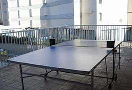 Ping - Pong TABLE available in other of our terraces