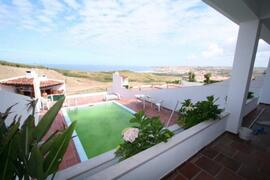 Property Photo: Pool, BBQ, sea view