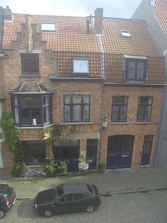 Property Photo: Casa Da Vinci, quiet & central location in Bruges
