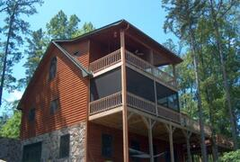 Property Photo: River Ridge Cabin