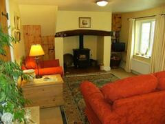 Property Photo: Hope Cottage centrally heated sitting room