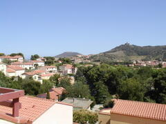 Property Photo: View over Collioure from balcony