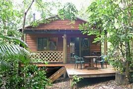 Property Photo: Rainforest Cottage