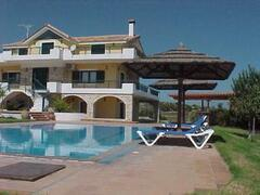 Property Photo: View of the villa