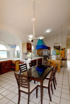 Property Photo: Dining room-Kitchen