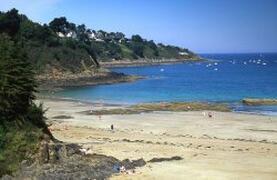 A Brittany beach