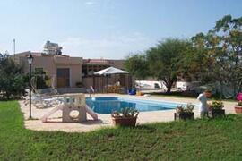 Property Photo: Villa Christina and pool