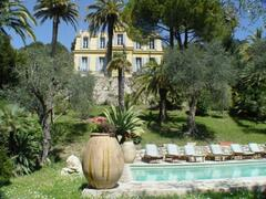 Property Photo: The villa seen from the pool