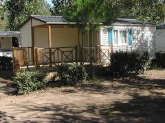 Property Photo: chalet mobile-home 6 people