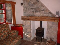 Property Photo: Interior of cottage