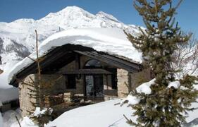 Property Photo: Chalet du Saut Tignes