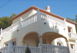 Luxury finished villa