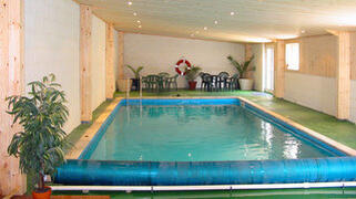 Property Photo: INDOOR HEATED SWIMMING POOL