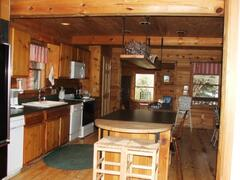 Wonderful eat-in kitchen - or dine in the adjacent dining room
