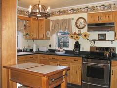 Fantastic full amenity kitchen