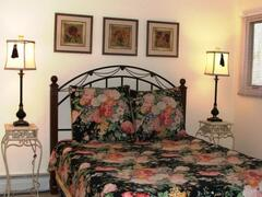 One of the three Queen bedrooms