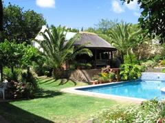 Property Photo: Pool , gazebo & cottage