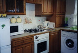 Property Photo: First floor 2 bed flat - kitchen