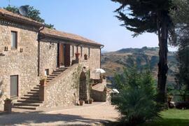 the villa in Umbria