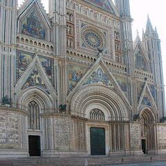 the Dome of Orvieto