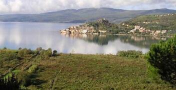 Lake Bracciano - Rome