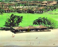 Resort Beach Cabana