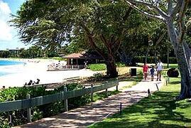 Beach Walk at Cabana