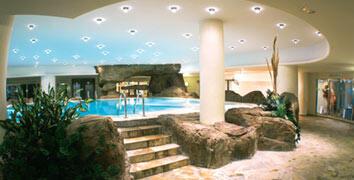 Indoor pool & health spa