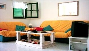 Living room, Apartment Marcastell, Playa Blanca, Lanzarote