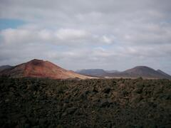 Timanfaya National Park, close to Playa Blanca, Lanzarote