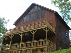 Property Photo: Lake Cabin