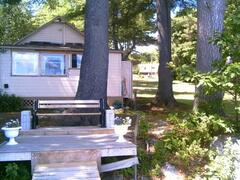 Cottage with Deck and Dock